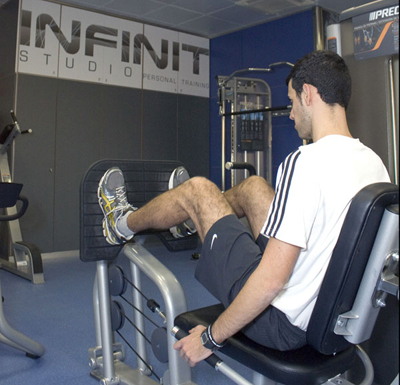 Nuevo gimnasio 24 horas de infinit fitness en pozuelo for 24 horas gym