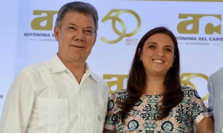 Karen Abudinen, nueva directora del ICBF